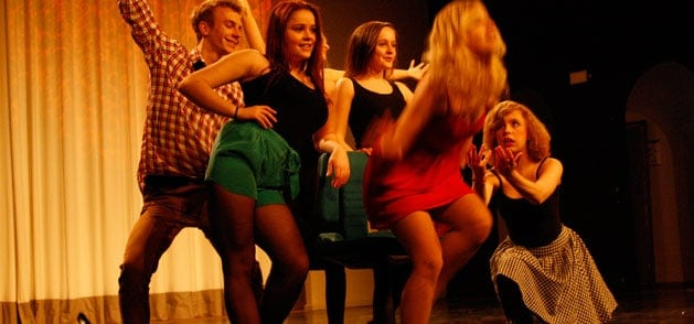 Jazzdance bei der Tanzwerkstatt Kassel