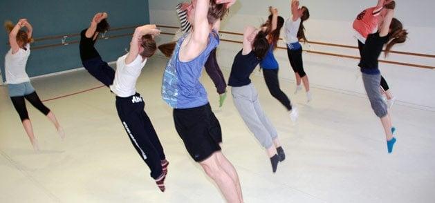 Tanzwerkstatt Kassel Kurse